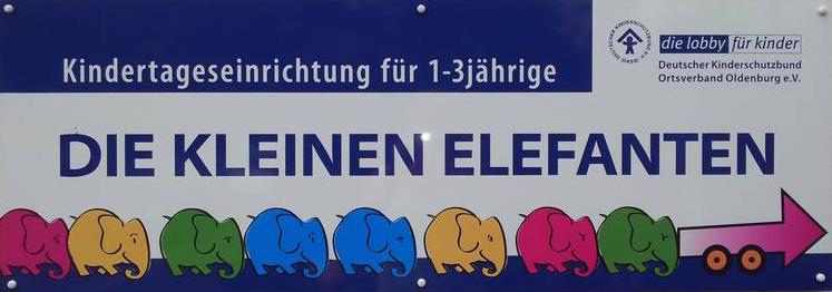 Die kleinen Elefanten